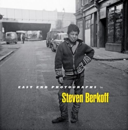 East End Photographs - Steven Berkoff